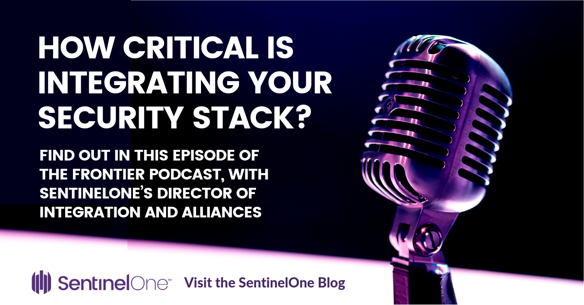 How critical is integrating your cyber stack_