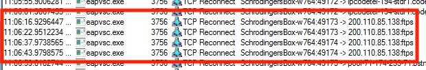 image of ftps requests