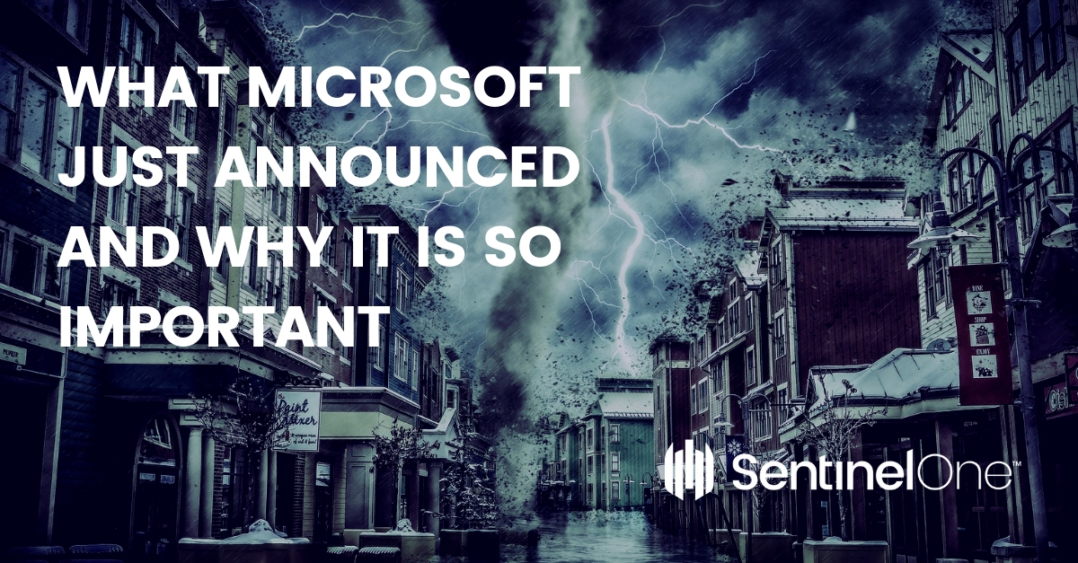 What Microsoft Just Announced and Why it is so important (2)