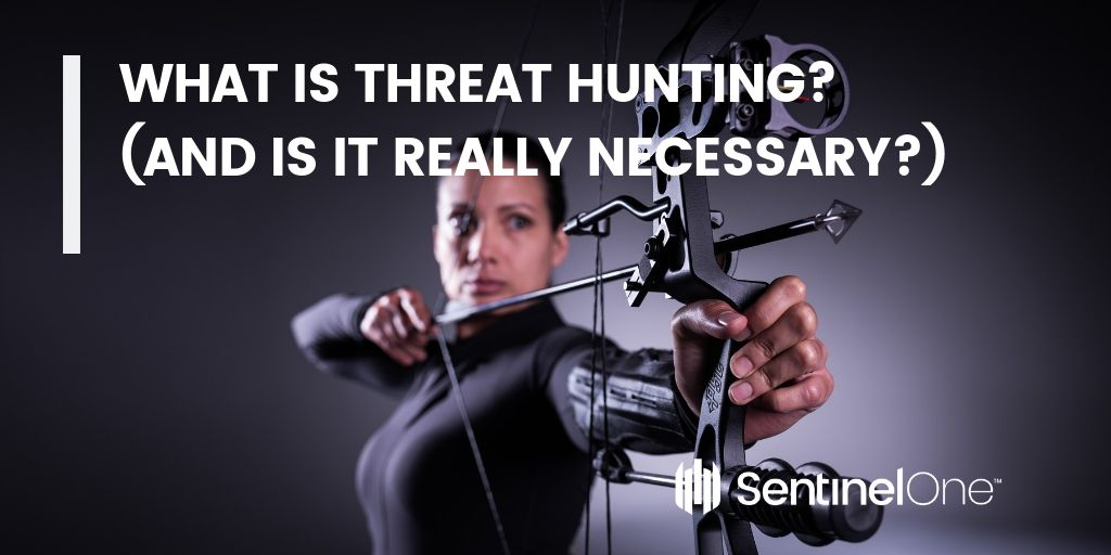 header image what is threat hunting