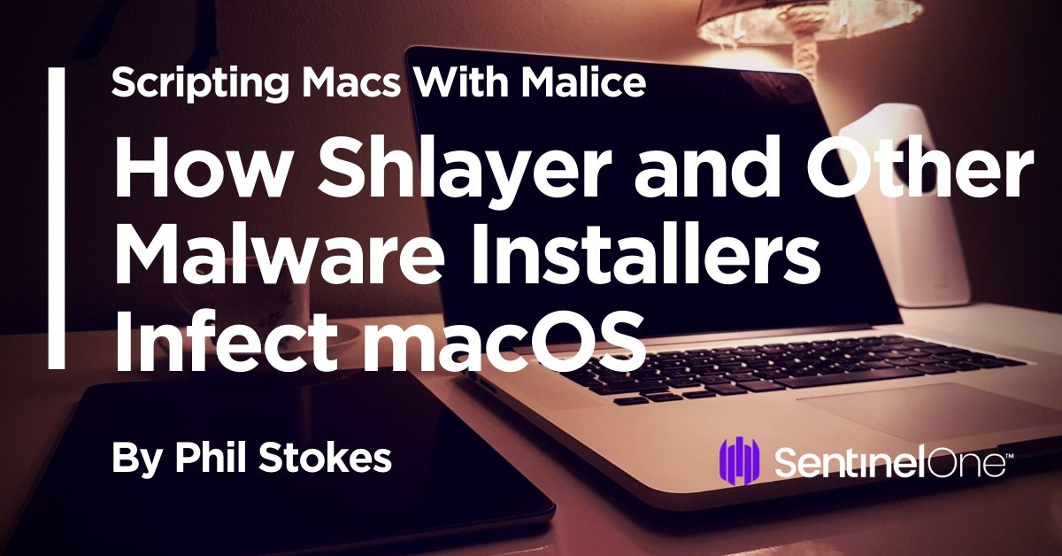 image of scripting macs with malice