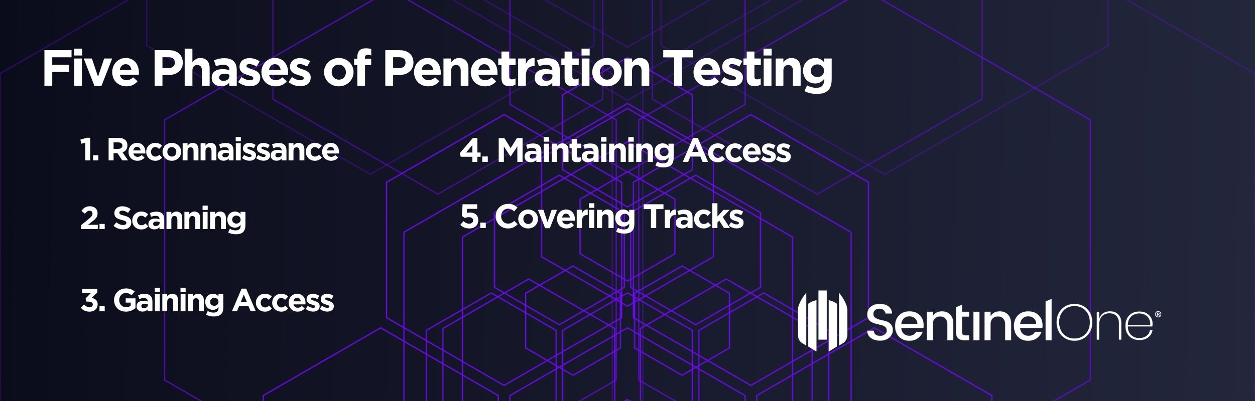 5 Phases of Penetration Testing Sentinel101