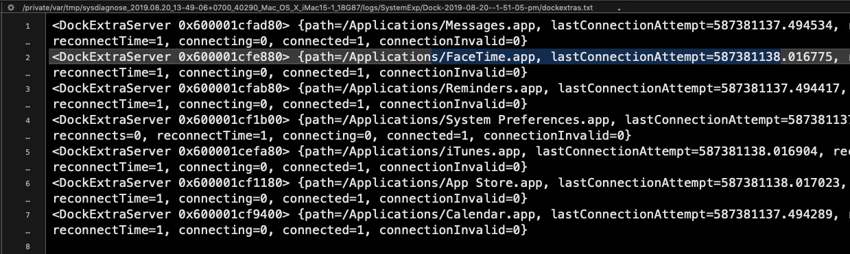 image of Facetime Connection